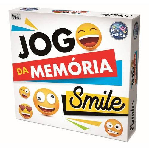 Jogo da Memoria Smile Pais e Filhos 7270