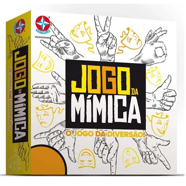 Jogo da Mimica Estrela 0046