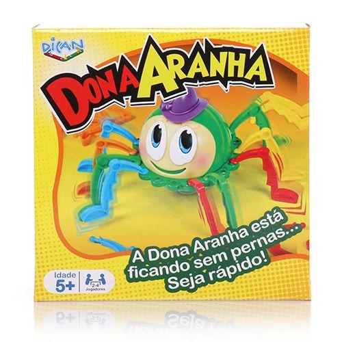 Jogo Dona ARANHA Dican 5057