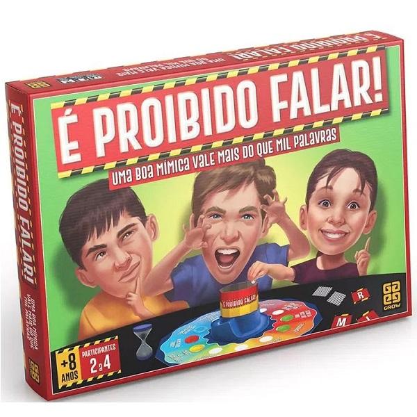 Jogo e Proibido Falar GROW 3454