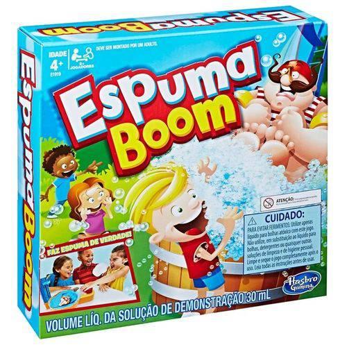 Jogo Espuma Boom Hasbro 13094 E1919