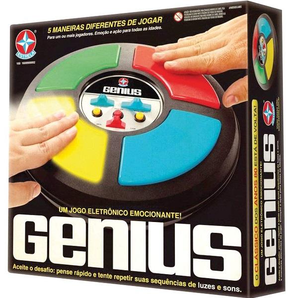 Jogo Genius Estrela 0002