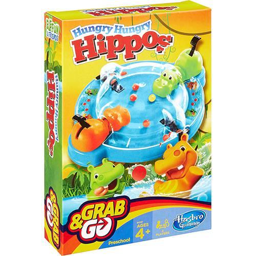Jogo Hipopotamo Comilao Hasbro B1001 10737
