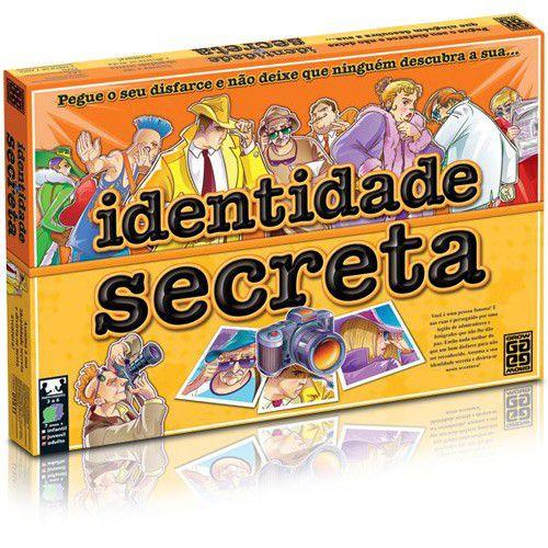 Jogo Identidade Secreta GROW 01511-