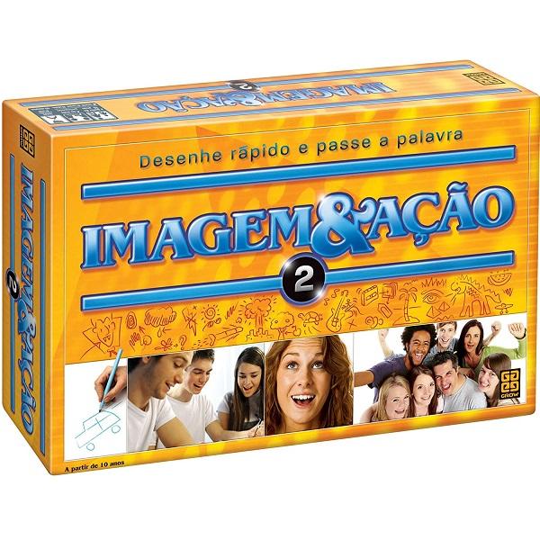 Jogo Imagem em Açao 2 Adulto GROW 01709 Novo