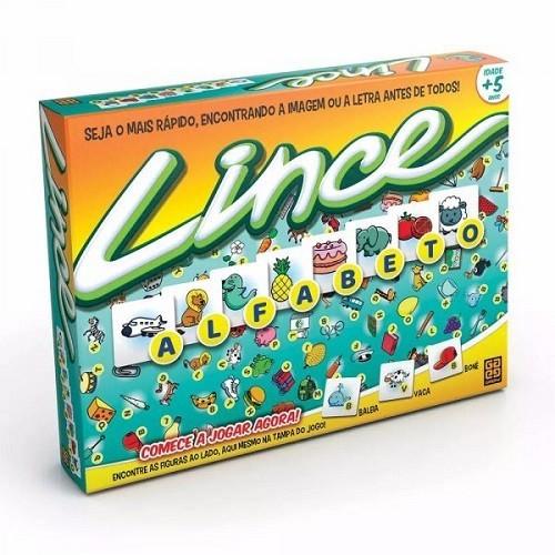 Jogo Lince Alfabeto GROW 03448