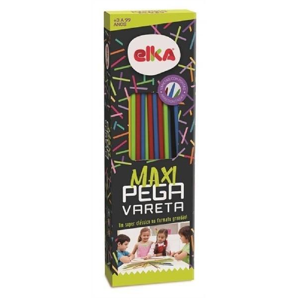 Jogo Maxi Pega Varetas ELKA 513