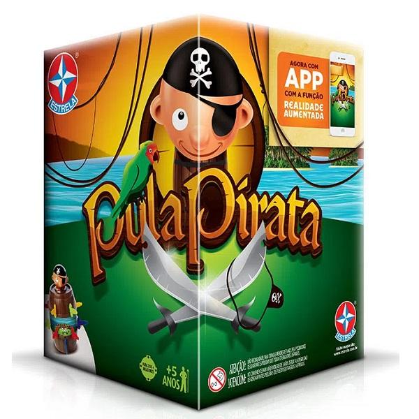 Jogo Pula Pirata 2011 Estrela 0027