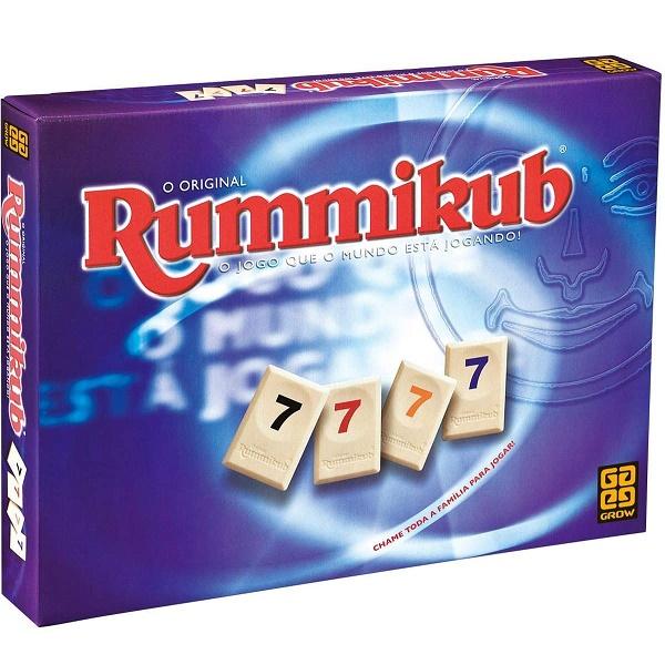 Jogo Rummikub GROW 2090