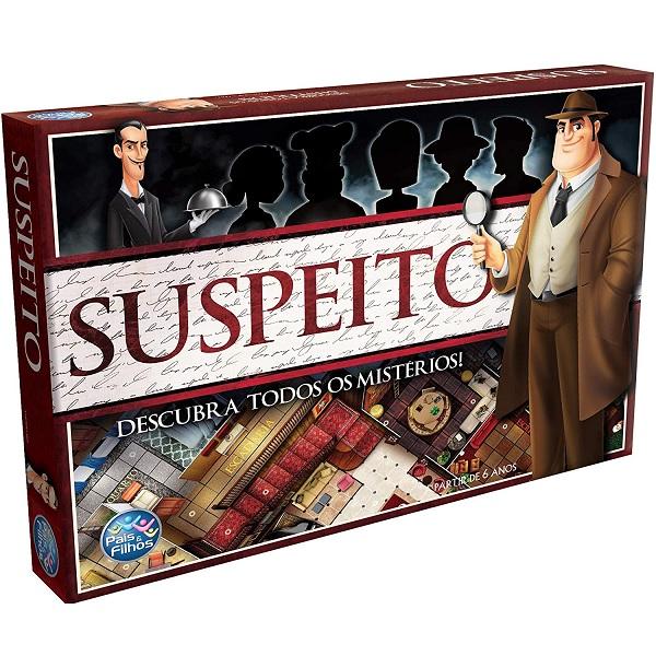 Jogo Suspeito Pais e Filhos 2866
