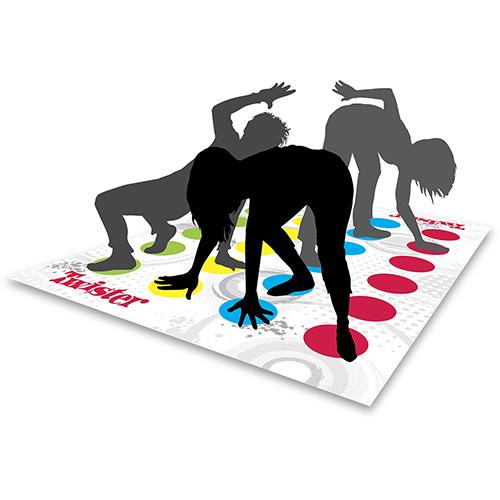Jogo Twister Novo Hasbro 98831 8516