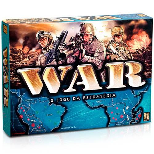Jogo WAR GROW 02000