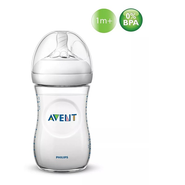 Kit 3 Mamadeiras Petala 125ML/260ML/330M SCD101/03 Philips AVENT