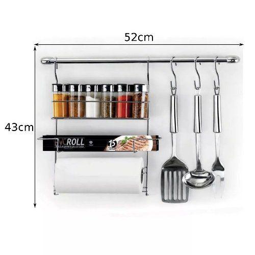 Kit Cozinha Suspensa 17 ARTHI 1417