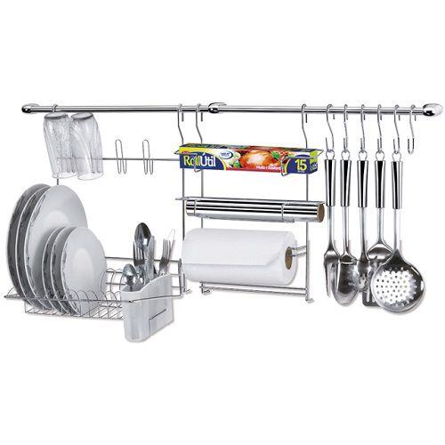 Kit Cozinha Suspensa 9 ARTHI 1409