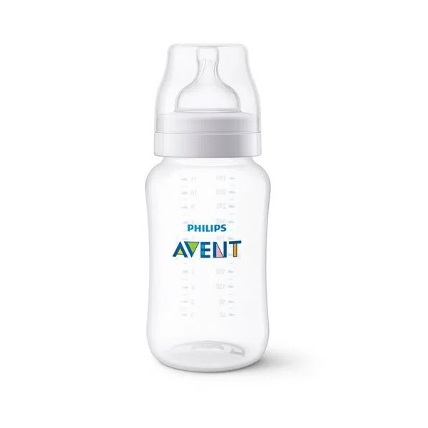 Kit Mamadeiras Classic 06 PÇS (0M a 3M+) - Philips AVENT