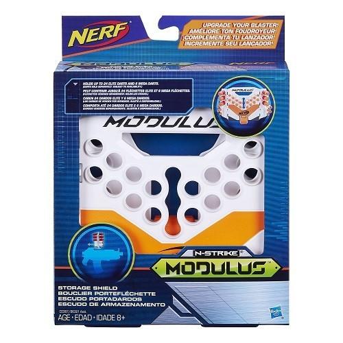 Lançador NERF Acessorio Modulus Gear Escudo de Armazenagem Hasbro B6321 11904