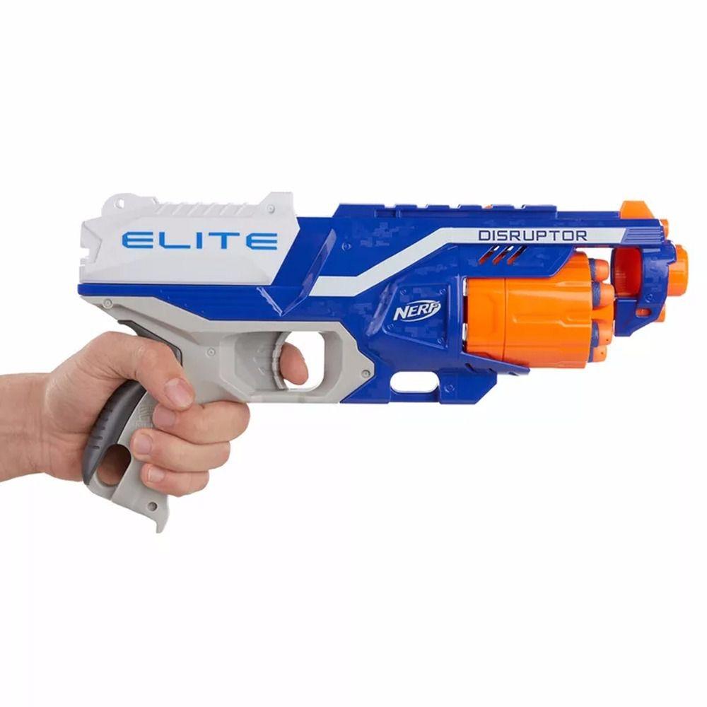 Lançador NERF Elite Disruptor Hasbro B9838 12264