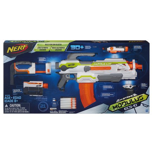 Lançador NERF N-STRIKE Modulus Hasbro B1539 11422