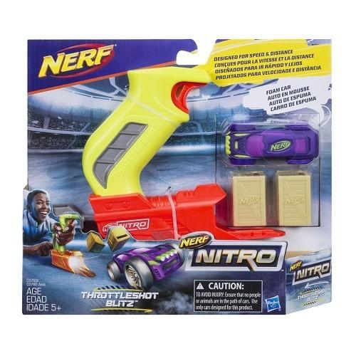 Lançador NERF Nitro Throttleshot Hasbro C0780/C0783 12492