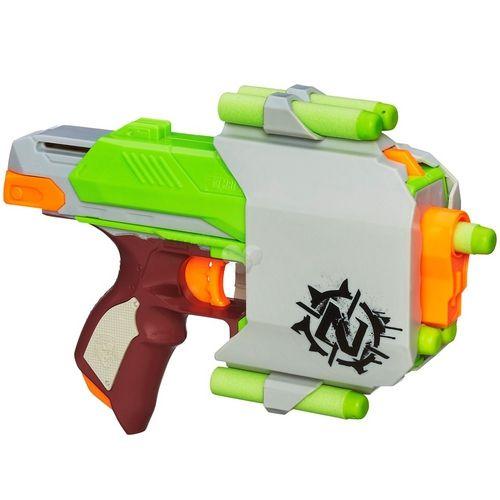 Lançador NERF Zombie Sidestrike Hasbro A6765 9516