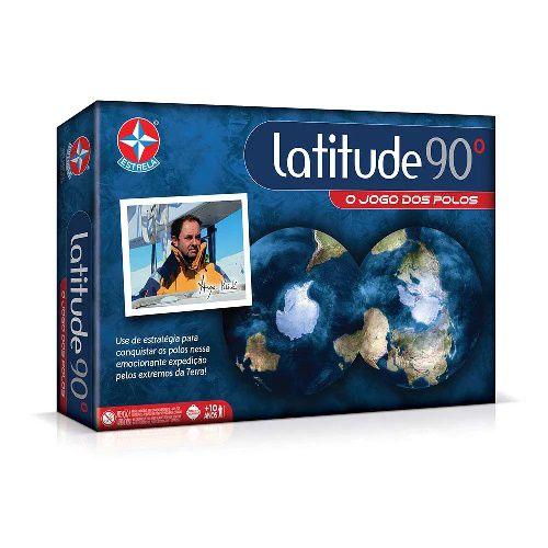 Latitude 90 Jogo dos Polos Estrela 0120