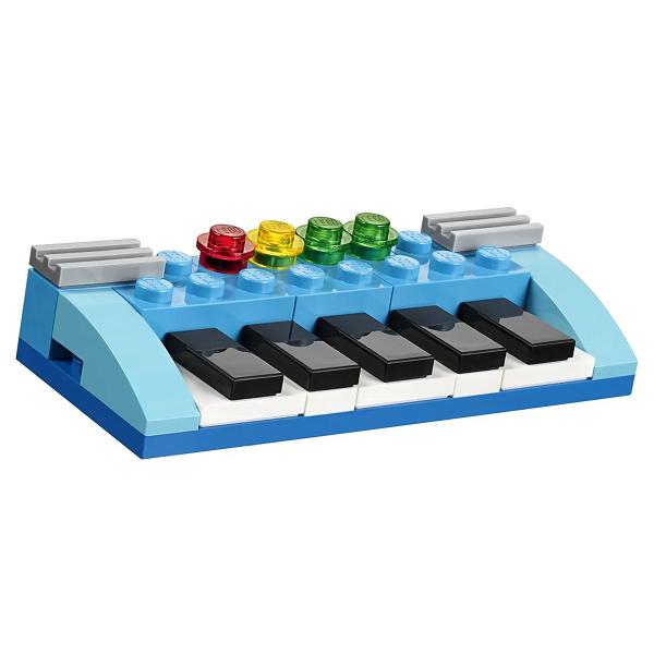 Lego Classic Peças e Ideias 11001