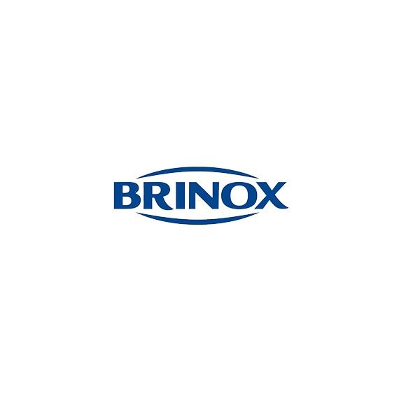 Lixeira INOX com Pedal e Balde 3 Litros 17 X 27 CM Brinox 3040/201