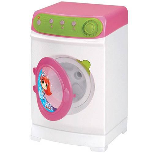 Maquina de Lavar Infantil Super Eletrica MEG Magic TOYS 8045