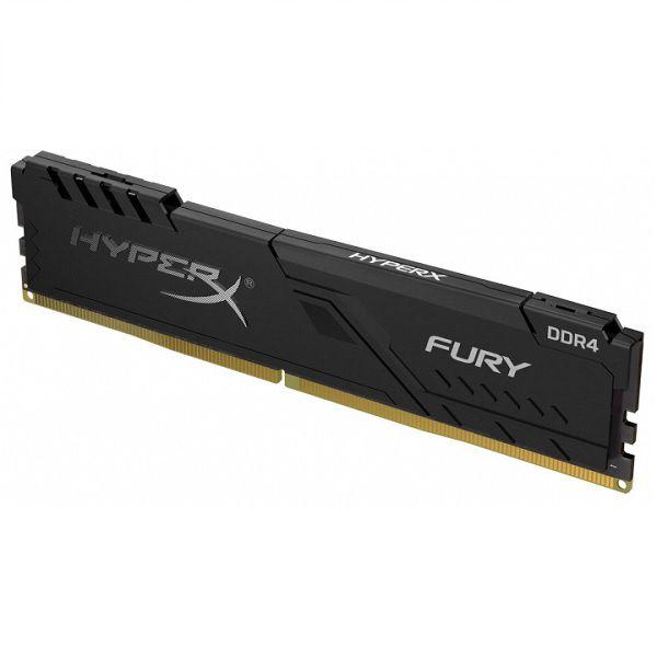 Memoria 16GB 2666MHZ DDR4 Kingston FURY BLACK CL15 HX426C16FB3/16