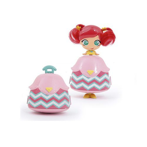 Mini Boneca Kekilou Single Cloe Candide 7301