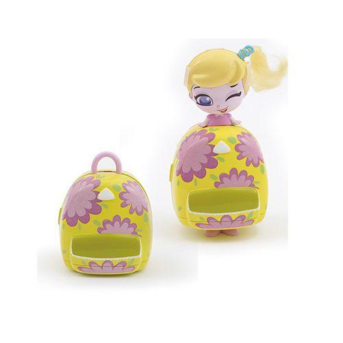Mini Boneca Kekilou Single Joyce Candide 7301