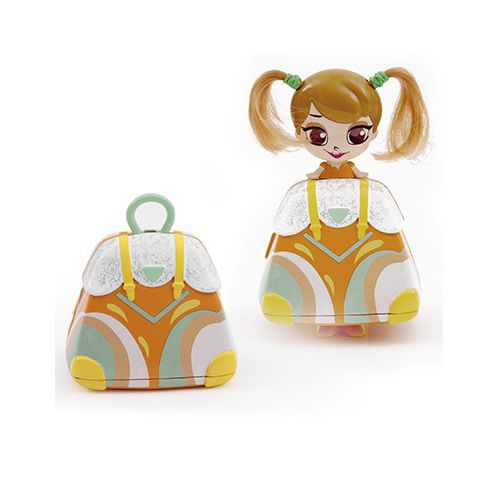 Mini Boneca Kekilou Single KELLY Candide 7301