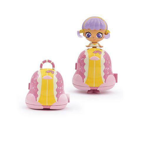 Mini Boneca Kekilou Single Kylie Candide 7301