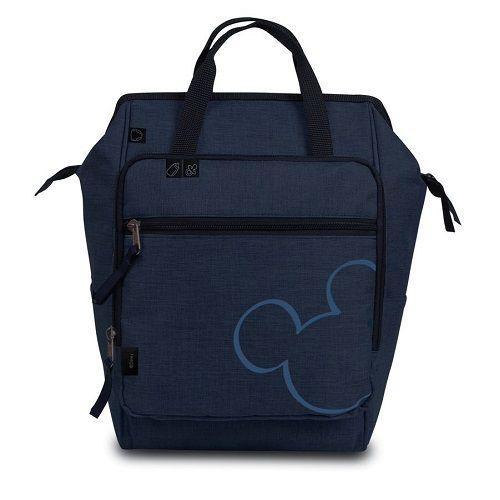 Mochila Maternidade BABY BAG G Casual Luxo Disney Mickey AZUL Babygo 577