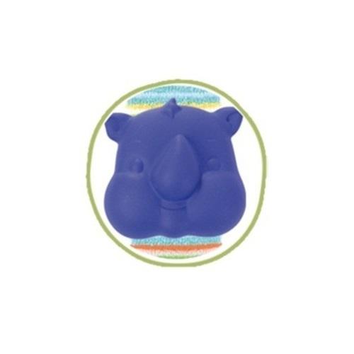 Mordedor Bochechudos Rinoceronte Roxo BDA 002208