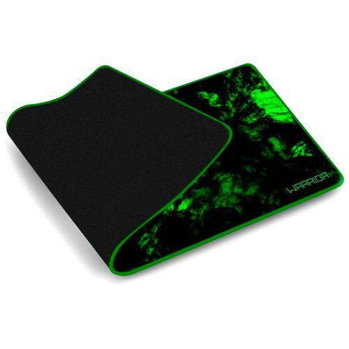 Mouse PAD Multilaser Warrior para Teclado e Mouse Verde AC302