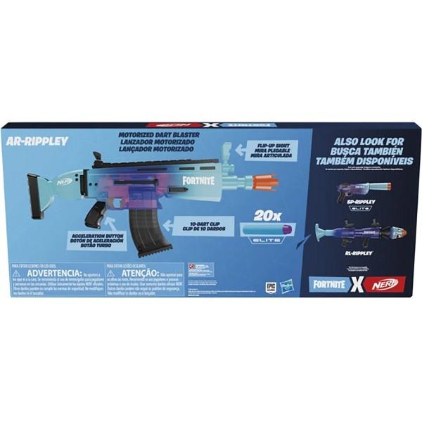 Nerf Fortnite AR-RIPPLEY Hasbro F1032 15336