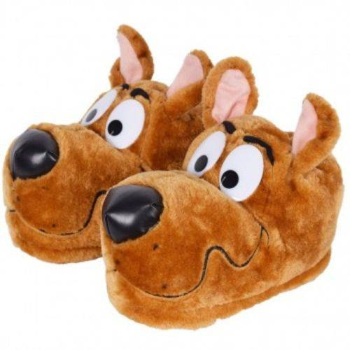 Pantufa 3D Scooby Doo 40/42 Ricsen 31616