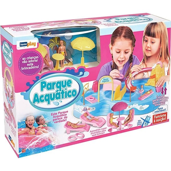 Parque Aquatico Home PLAY 8002
