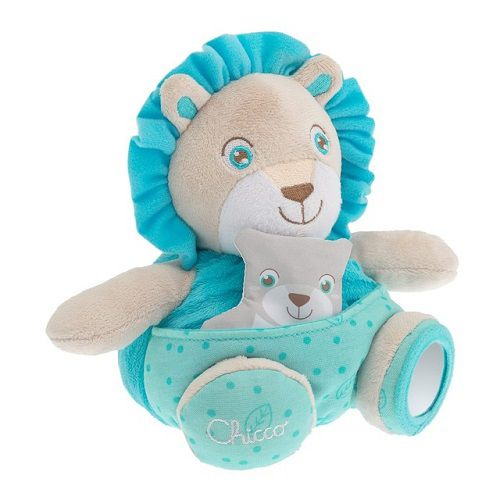 Pelucia Papai Leao SOFT Cuddles Chicco 77060
