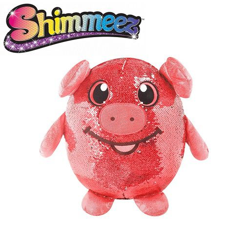 Pelucia Shimmeez Medio POLLY PIG TOYNG 37465