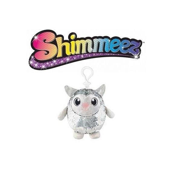 Pelucia Shimmeez Pequeno Cordeirinho Prata TOYNG 37454