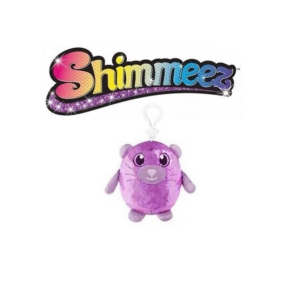 Pelucia Shimmeez Pequeno Gatinho Lilas TOYNG 37454