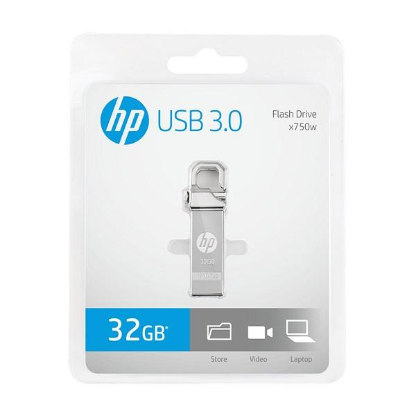 Pen Drive 32GB USB3.0 X750W HP