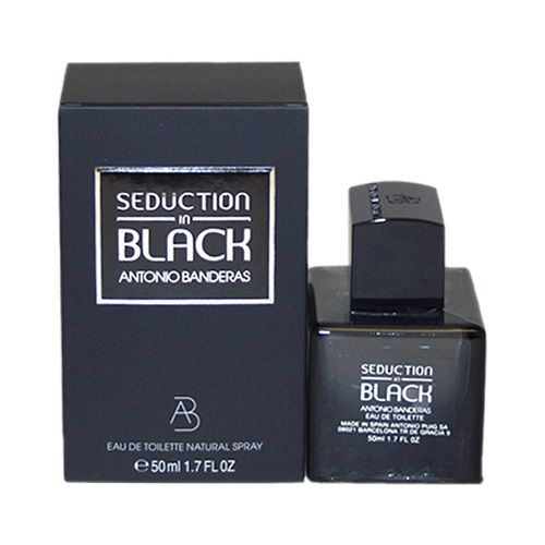 Perfume Antonio Banderas Seduction IN BLACK Masculino 50ML