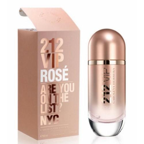 Perfume Carolina Herrera 212 VIP Rose Feminino 50ML