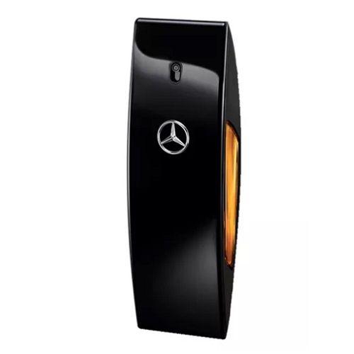 Perfume Mercedes BENZ CLUB BLACK Masculino 50ML Eau de Toilette