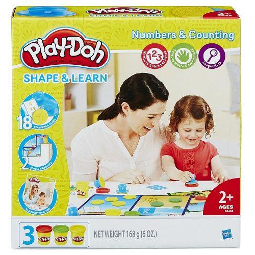 Play DOH KIT Aprender os Numeros Hasbro 11676 B3406