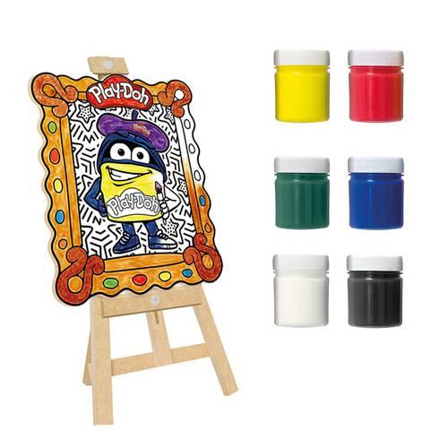 Play DOH Meu Pequeno Artista FUN 8005-9